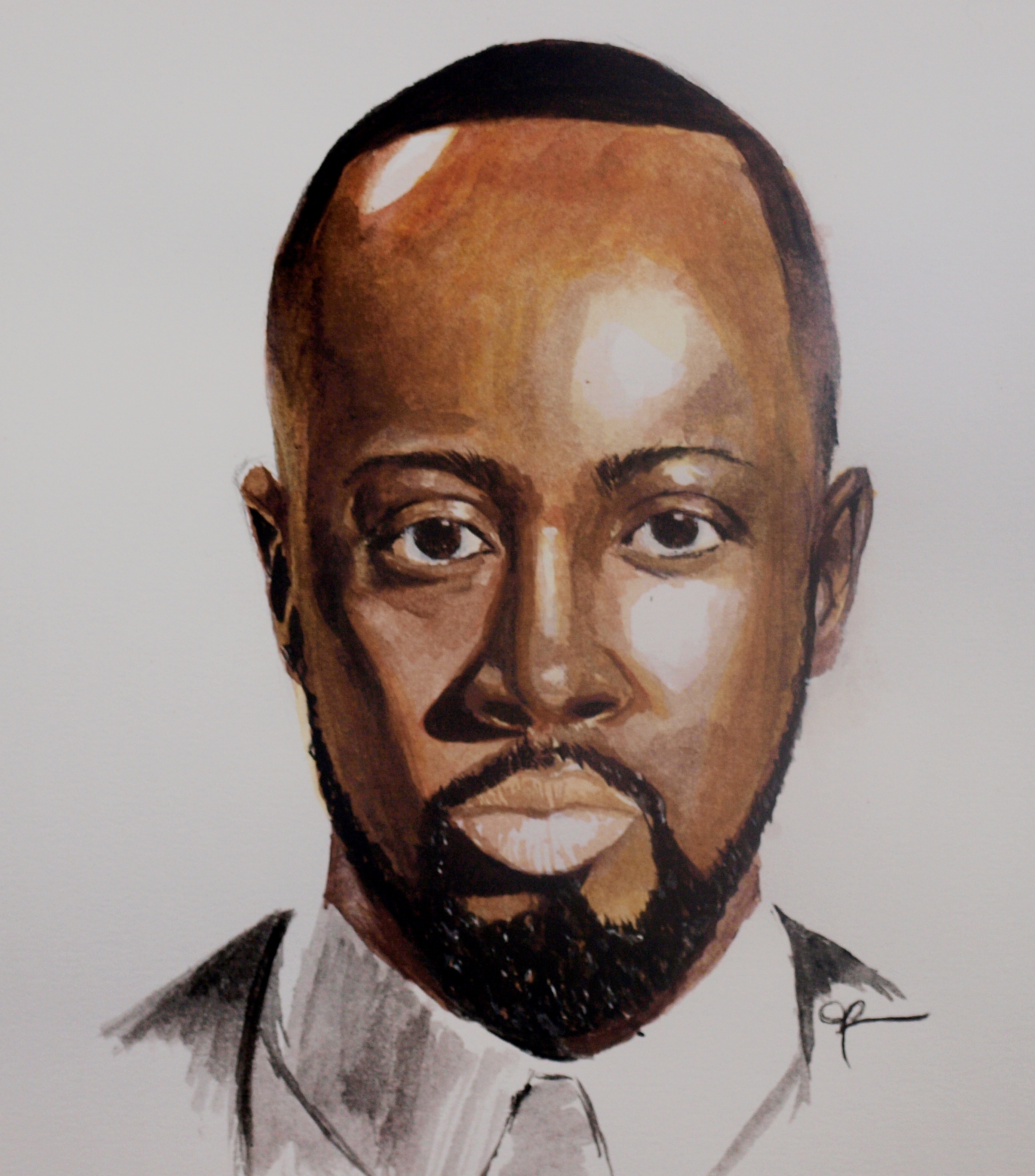 Wyclef Jean Head Shot